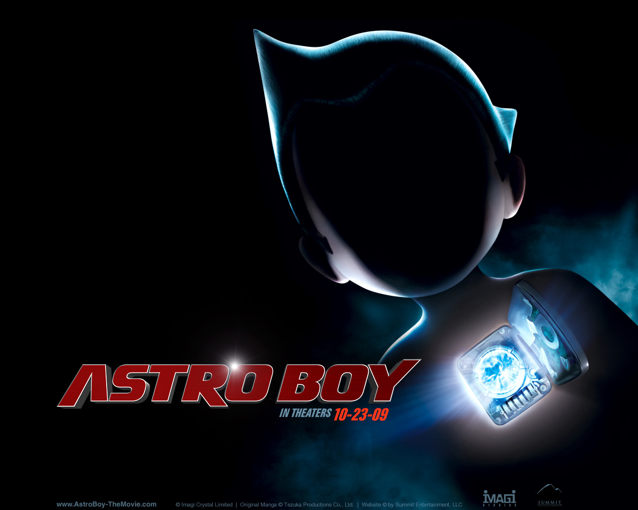 Red Anime Wallpaper Resenha De Filmes Astro Boy